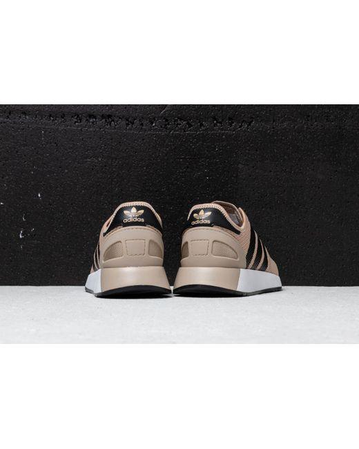 lyst adidas originals adidas n 5923 spur khaki - / kern schwarz / ftw
