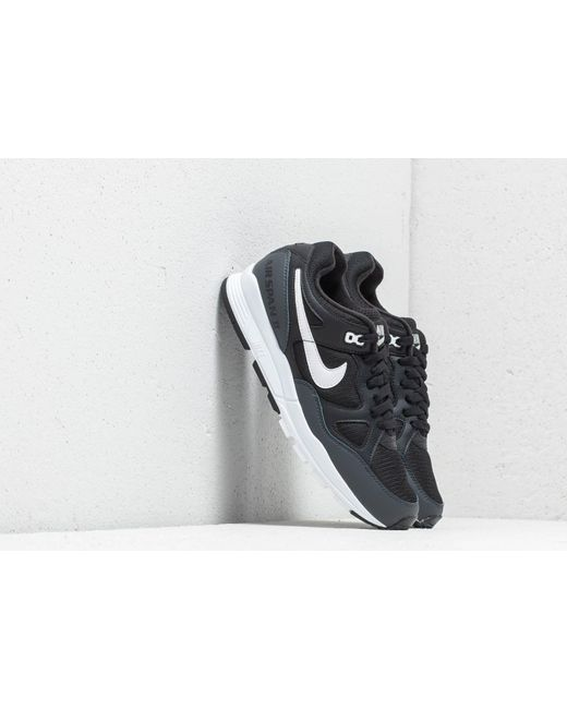 Men's Air Span Ii Black/ White-anthracite