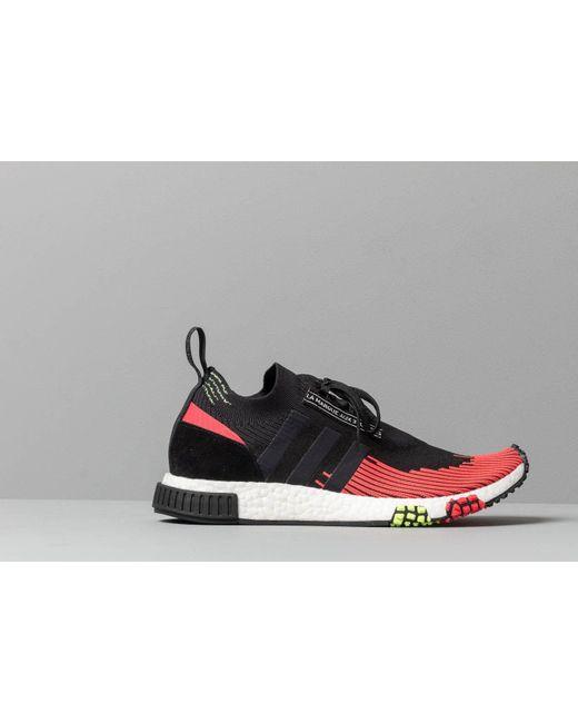 091fc42d3 ... Adidas Originals - Adidas Nmd racer Pk Core Black  Core Black  Shored  for Men ...