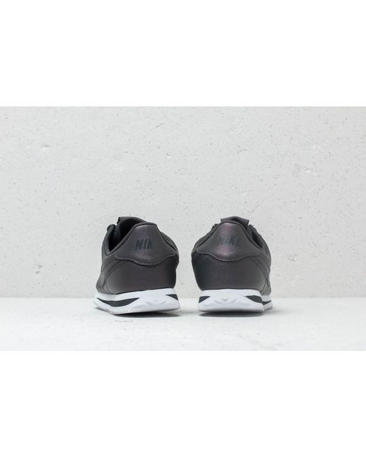 fb165ad9b55 ... Nike - Multicolor Cortez Basic Sl Ss (gs) Anthracite  Anthracite-white  ...