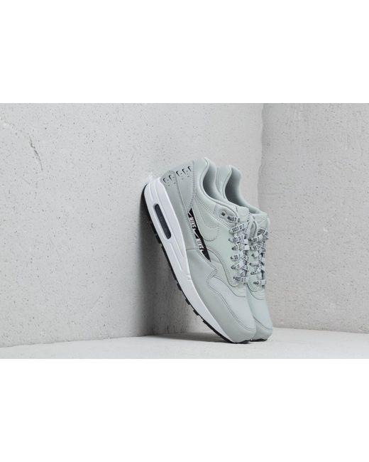 best website 37c41 fd53e Nike - Metallic Air Max 1 Se Wmns Light Silver  Light Silver - Lyst ...