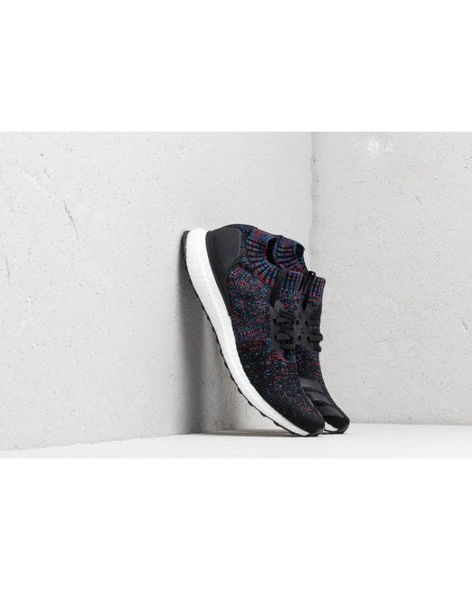 b2b2b3bf9 Adidas Originals - Adidas Ultraboost Uncaged Core Black  Active Red  Blue  for Men ...