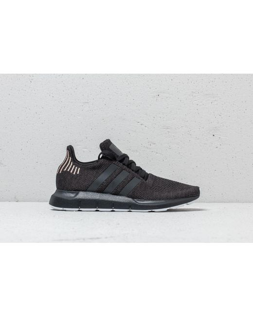 ... Adidas Originals - Adidas Swift Run W Core Black  Carbon  Ftw White -  Lyst ... 76b828029f