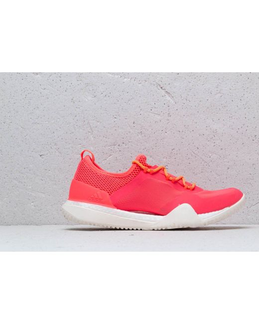 ca76d4908f959 ... Adidas - Adidas X Stella Mccartney Pureboost X Tr 3.0 Turbo  Core Red   Core ...