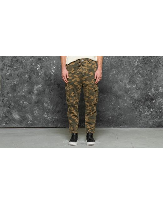 Stampd | Green Tract Cargo Camo for Men | Lyst