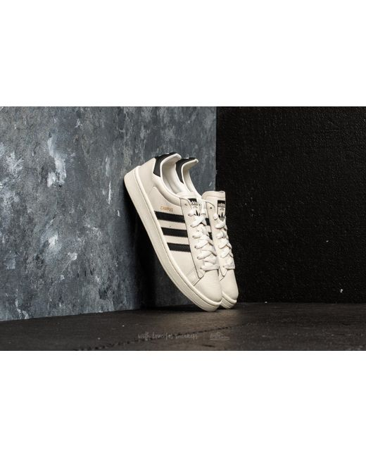 Adidas Originals - Adidas Campus Cwwhite/core Black/ Cwwhite for Men - Lyst