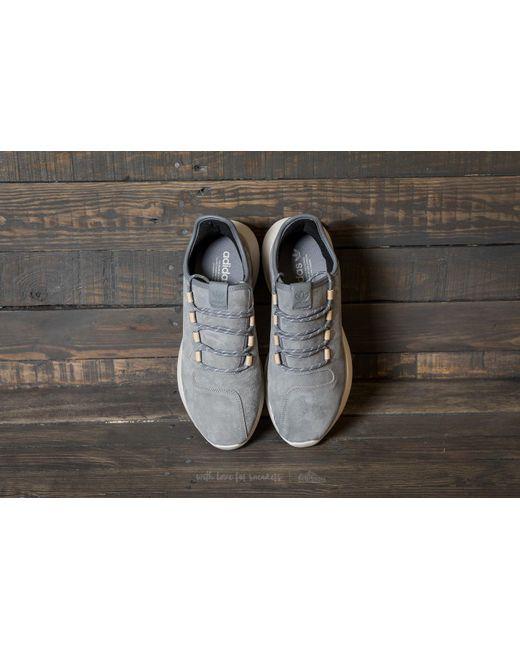 lyst adidas originali adidas tubulare grigio / grigio tre tre ombra
