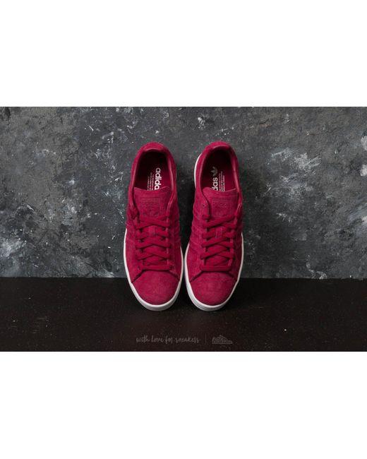 designer fashion f007a 0c8ee ... Adidas Originals - Multicolor Adidas Campus Stitch And Turn Mystery  Ruby Mystery Ruby Ftw ...