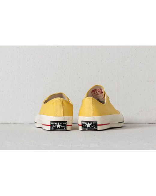 Converse Chuck Taylor All Star 70 Ox Desert Gold/ Navy/ Gym Red MCteVwh