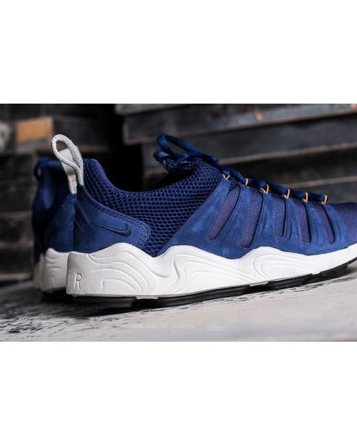 ... Nike | Air Zoom Spirimic Loyal Blue/ Loyal Blue for Men | Lyst ...
