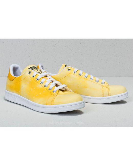 adidas x Pharrell Williams HU Holi Stan Smith Ftw White/ Ftw White/ Yellow Footlocker Fotos Precio Barato Populares En Línea Barata Visitar Nueva Venta Online Visita Salida tQnWj4