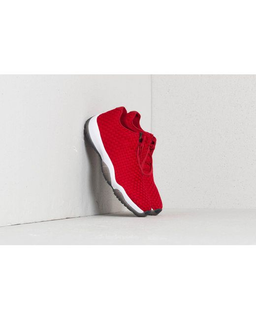 Nike - Air Future Low Gym Red/ Tour Yellow-white for Men - Lyst