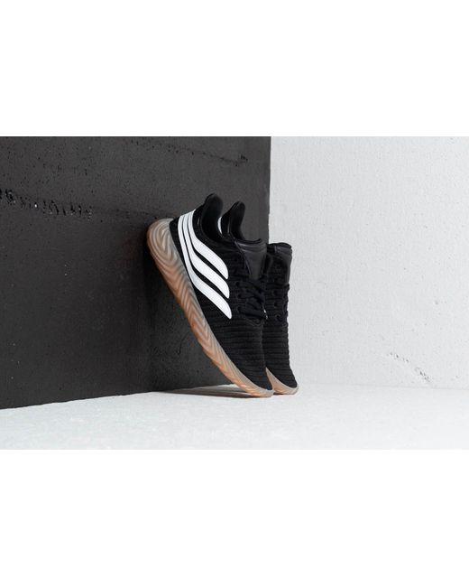Lyst adidas Originals Adidas No data Core Negro / blanco / Gum 3 FTW