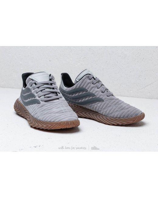 size 40 56977 3806a ... Adidas Originals - Gray Adidas Sobakov Grethr Grey Four Grey Two for  Men -