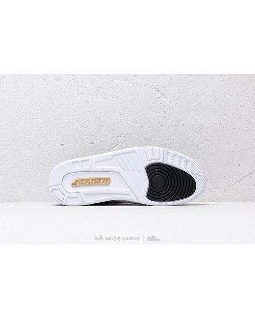 2bdb419fdff ... Nike - Air Jordan Legacy 312 Black  Metallic Gold  White for Men - Lyst  ...