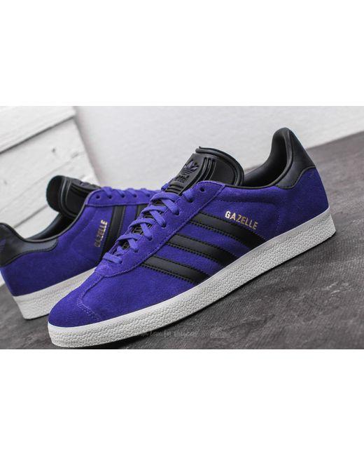 ... Adidas Originals - Multicolor Adidas Gazelle Energy Ink/ Core Black/  Gold Metalic for Men ...