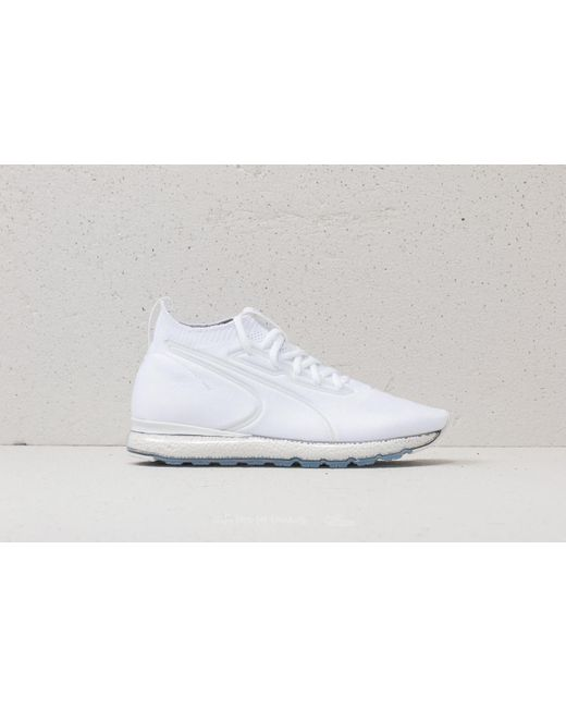 Lyst - PUMA Jamming White  White in White for Men - Save 17% e9cc93db3
