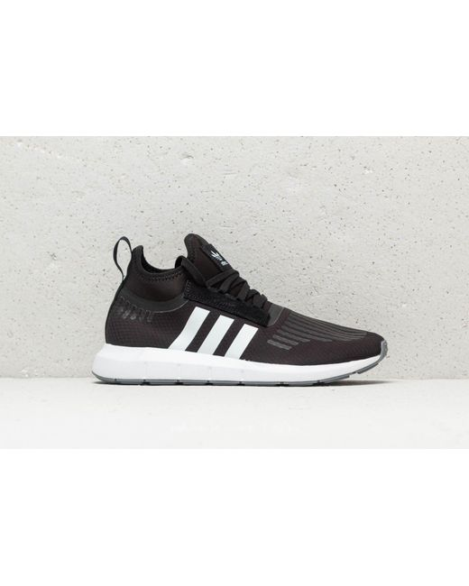9b38c3937f8 ... Adidas Originals - Multicolor Adidas Swift Run Barrier Core Black  Ftw  White  Grey for ...