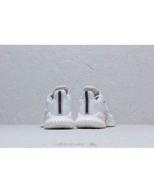 size 40 ba5ec f38c3 ... Adidas Originals - Adidas Alphabounce Instinct M Off White Raw White  Cloud White for ...