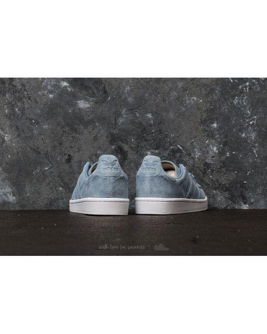783692a712b ... Adidas Originals - Gray Adidas Campus Stitch And Turn Raw Grey  Raw Grey   Ftw ...