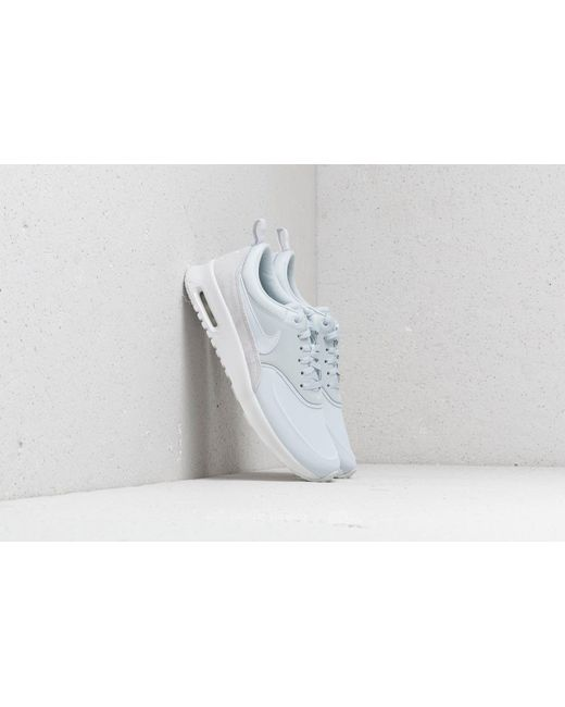 innovative design 3ce9f 9a094 ... official nike multicolor air max thea premium wmns pure platinum pure  platinum lyst 95557 f6a08