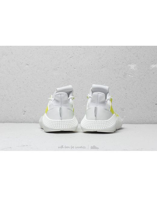 best service ba468 598d0 ... Adidas Originals - Adidas Prophere W Ftw White  Semi Solar Yellow  Crystal  White for ...