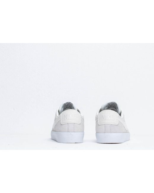 519c36ced03d ... Nike - Sb Zoom Blazer Low Gt Summit White  Summit White-obsidian for Men  ...