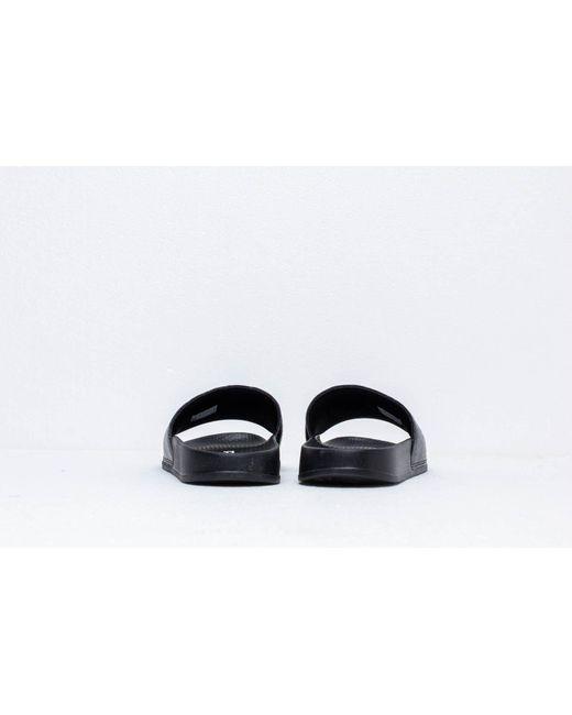 c85e2828f ... Reebok - Slide Black  Black  White for Men - Lyst ...