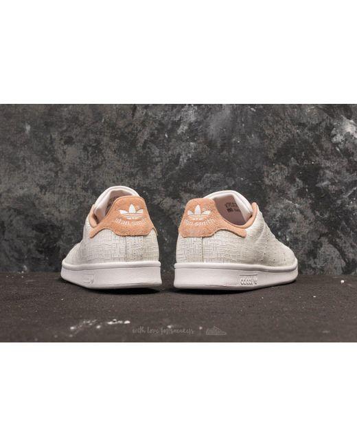 adidas Adidas Stan Smith W Ftw / Ftw / Ash Pearl HUNwWR