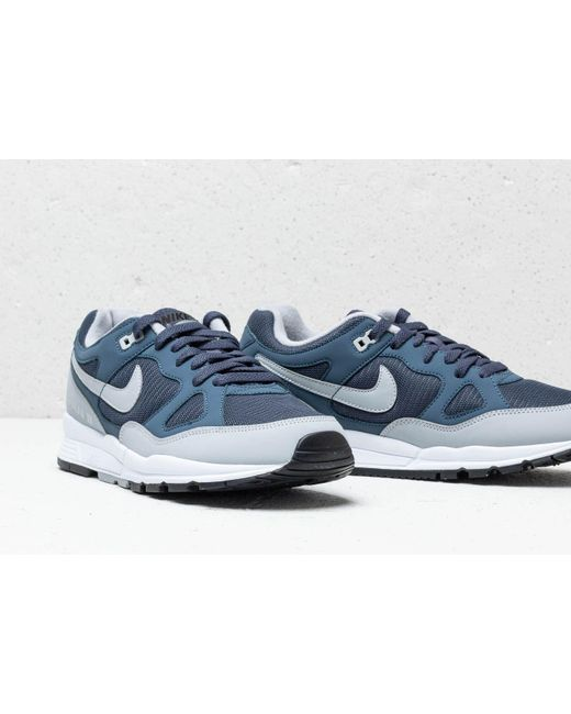 sports shoes 930c1 41e5d ... Nike - Air Span Ii Thunder Blue  Wolf Grey-white for Men - Lyst