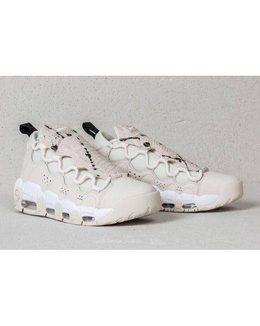 ... Nike - Air More Money W Phantom/ Phantom-summit White - Lyst