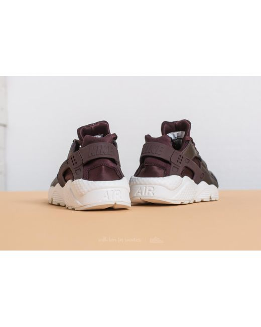 pretty nice 58f3b 6556e ... AA0523 202 Women  how to buy ... Nike - Multicolor Wmns Air Huarache  Run Premium Txt Mahogany ...