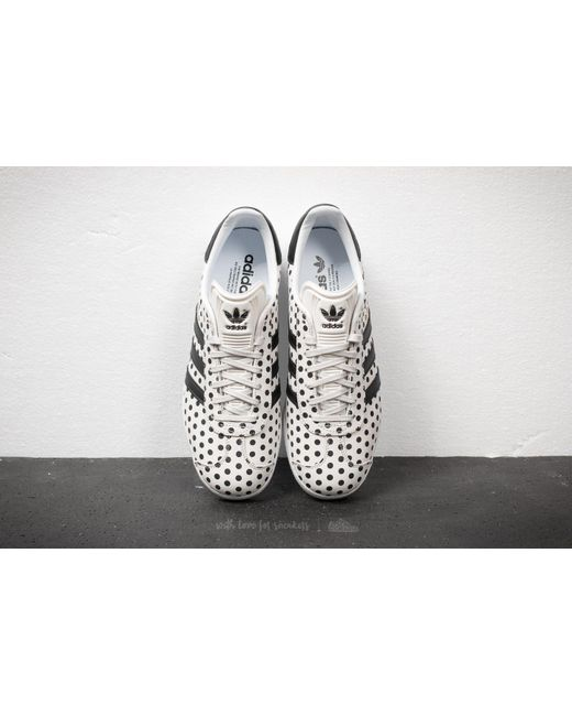 adidas Gazelle W Crystal White/ Core Black/ Ftw White