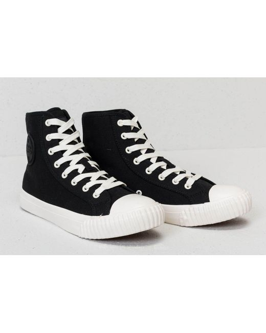 Baťa balas High Top negro footshop Adidas XPLR azul oscuro / FTW
