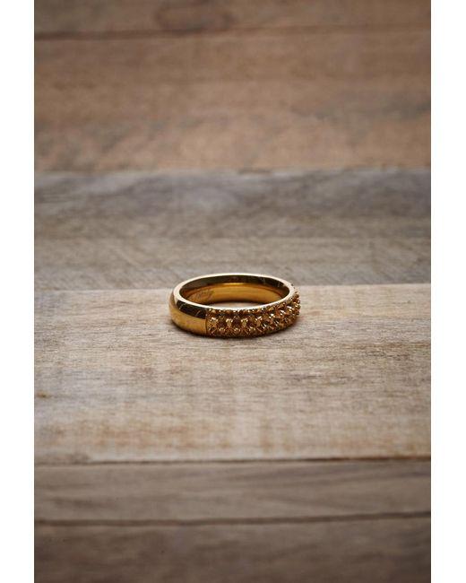 Forever 21 | Metallic Vitaly Anti-stone Ring | Lyst