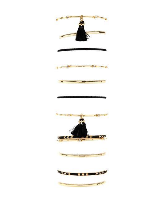 Forever 21 | Metallic Eclectic Bracelet Set | Lyst