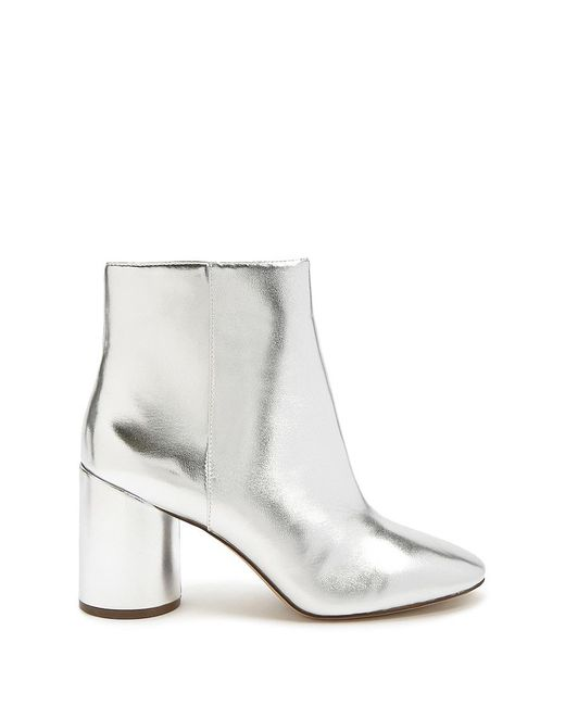 Forever 21 - Metallic Women's Faux Leather Ankle Boots - Lyst
