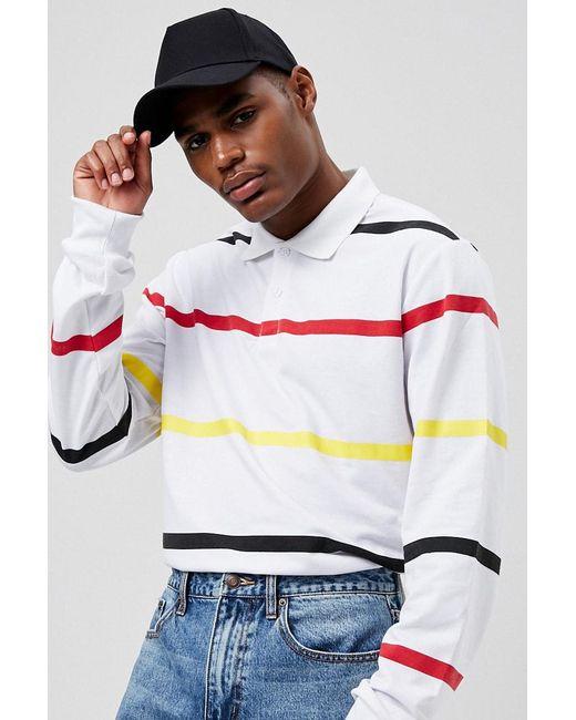 Forever 21 - Multicolor Polohemd mit Streifen for Men - Lyst