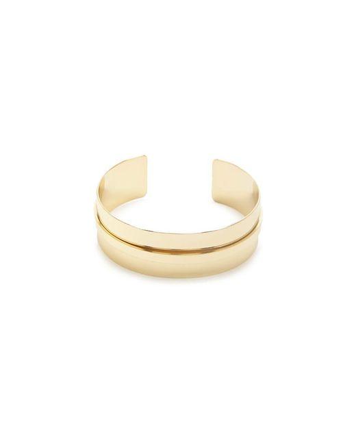 Forever 21 - Metallic Solid Cuff Bracelet - Lyst