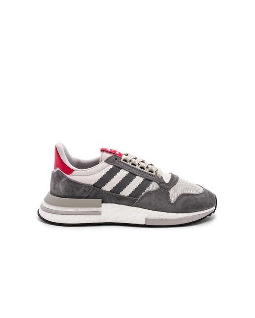 e20bcda7dab9 Adidas Originals - Gray Zx 500 Rm - Lyst ...