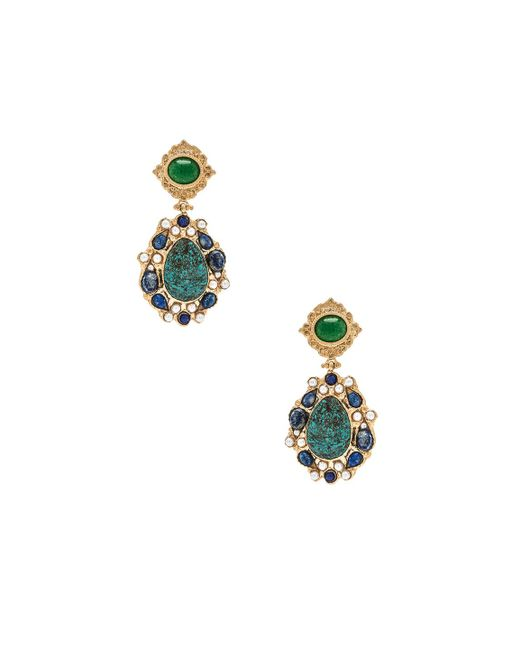 Christie Nicolaides - Metallic Madelina Earrings - Lyst