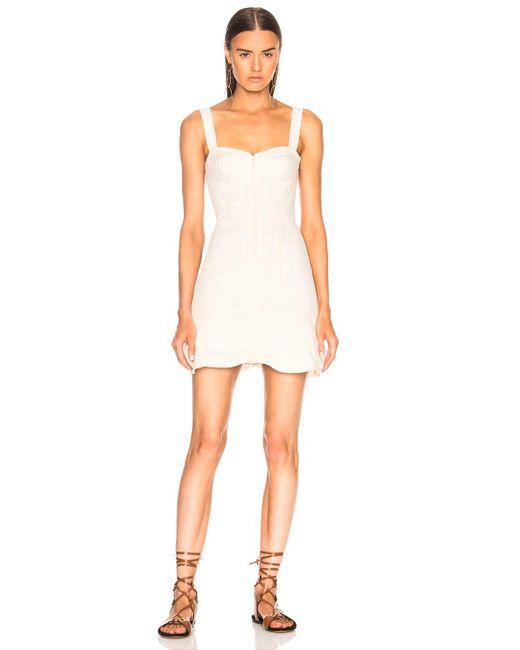 Isabel Marant - White Jayme Dress - Lyst
