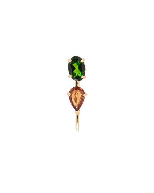 Ileana Makri - Metallic Oval & Pear Single Branch - Lyst