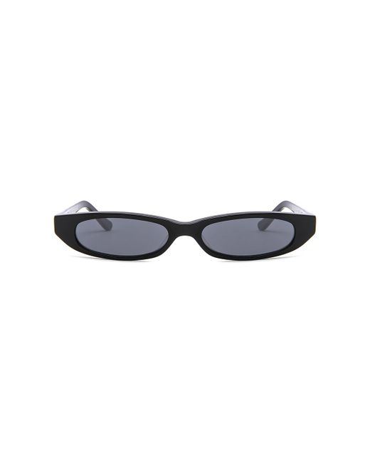 ROBERI AND FRAUD - Black Frances Sunglasses - Lyst