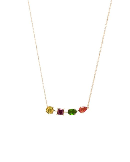 Ileana Makri | Metallic Multi Shape Branch Necklace | Lyst