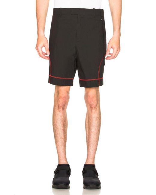 Craig Green - Black Elasticated Shorts for Men - Lyst