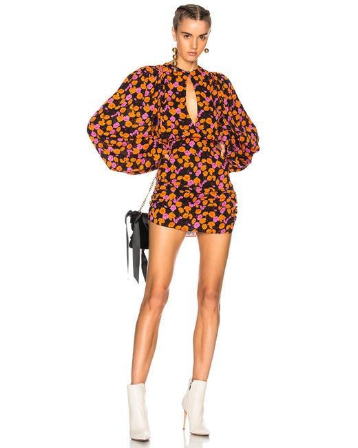 Magda Butrym | Orange Udine Dress | Lyst
