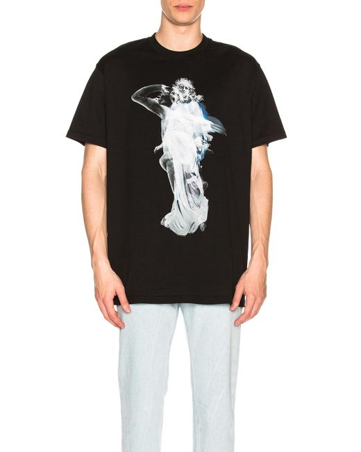 Lyst Givenchy Cuban Fit Graphic T Shirt In Black For Men: givenchy t shirt price