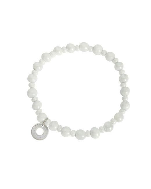 Antica Murrina | Perleadi White Murano Glass Beads Bracelet | Lyst