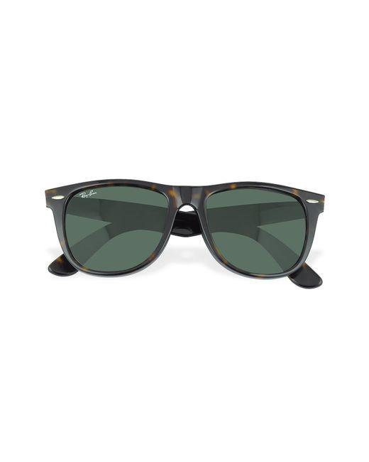 Ray-Ban - Brown Original Wayfarer - Square Acetate Sunglasses for Men - Lyst